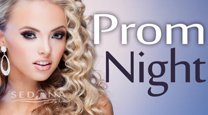 Prom Special from Sedona Salon and Spa